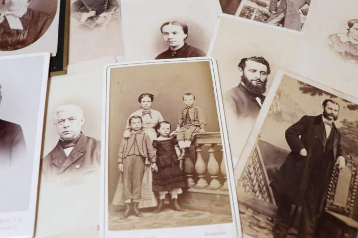 Familienstellen Leipzig - Vorfahren und Ahnen