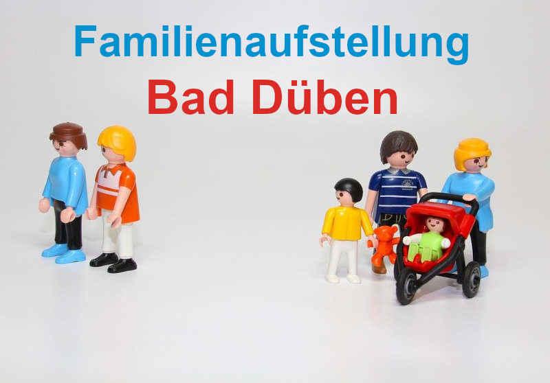 Familienaufstellung und Familienstellen in Bad Düben