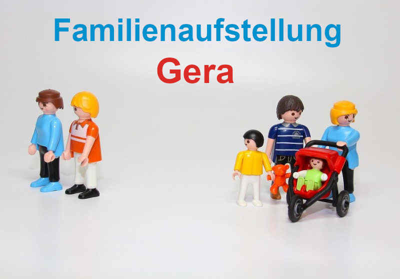 Familienaufstellung und Familienstellen in Gera