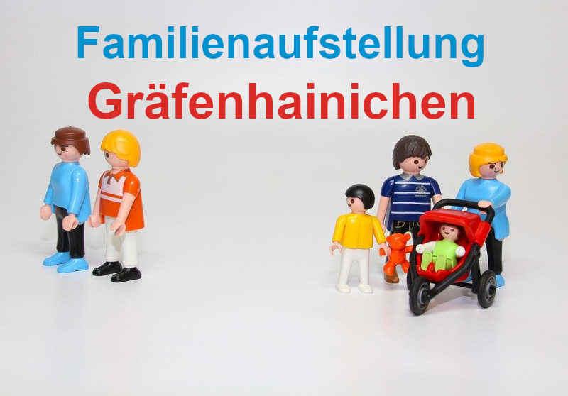 Familienaufstellung und Familienstellen in Gräfenhainichen