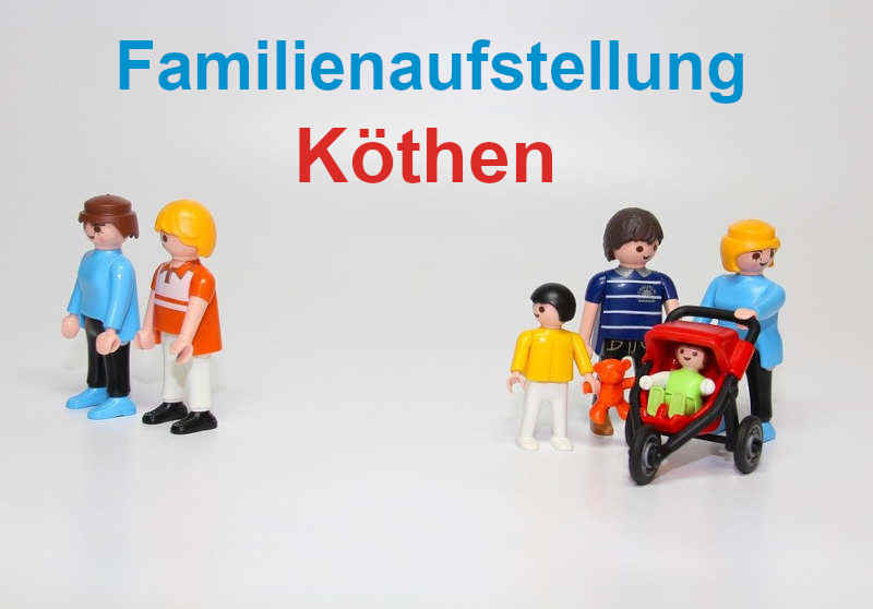 Familienaufstellung und Familienstellen in Köthen