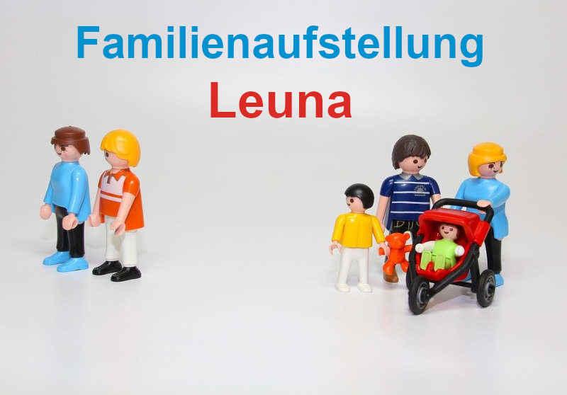 Familienaufstellung in Leuna