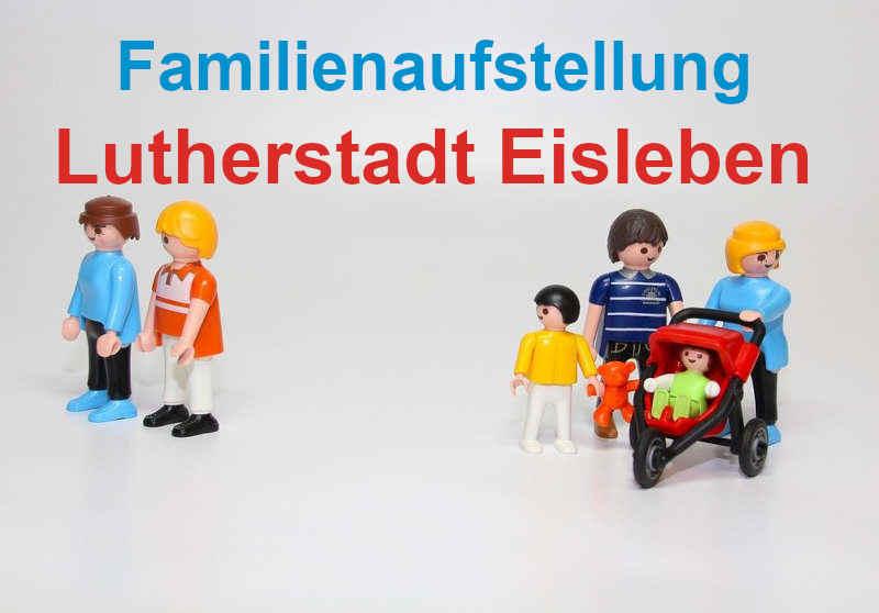Familienaufstellung und Familienstellen in Lutherstadt Eisleben