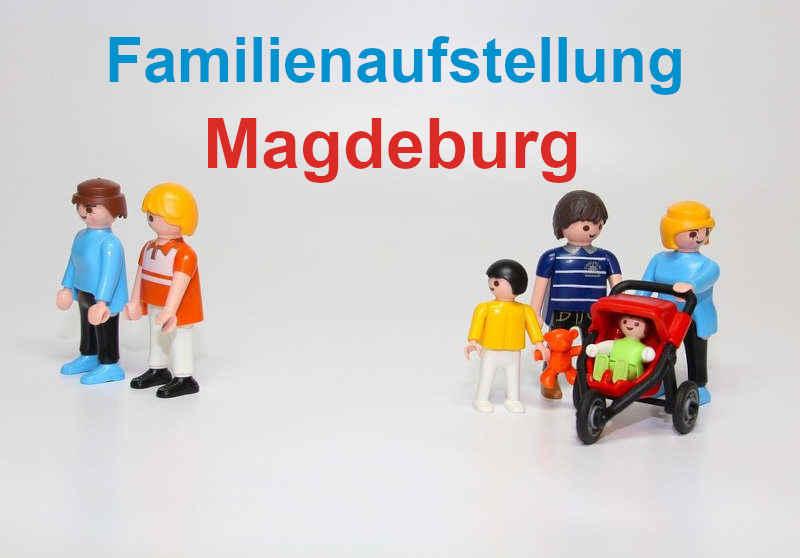 Familienaufstellung und Familienstellen in Magdeburg