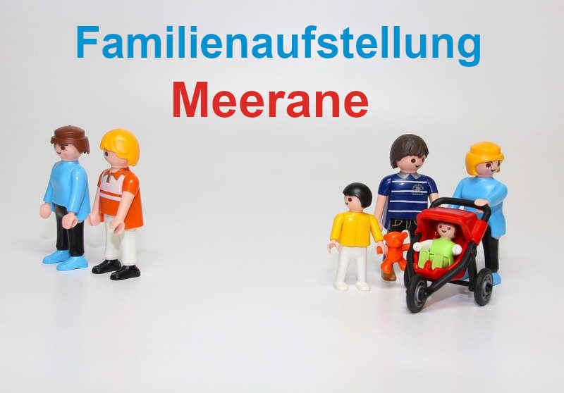 Familienaufstellung und Familienstellen in Meerane