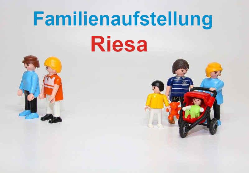 Familienaufstellung und Familienstellen in Riesa