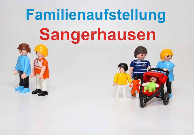 Familienaufstellung und Familienstellen in Sangerhausen