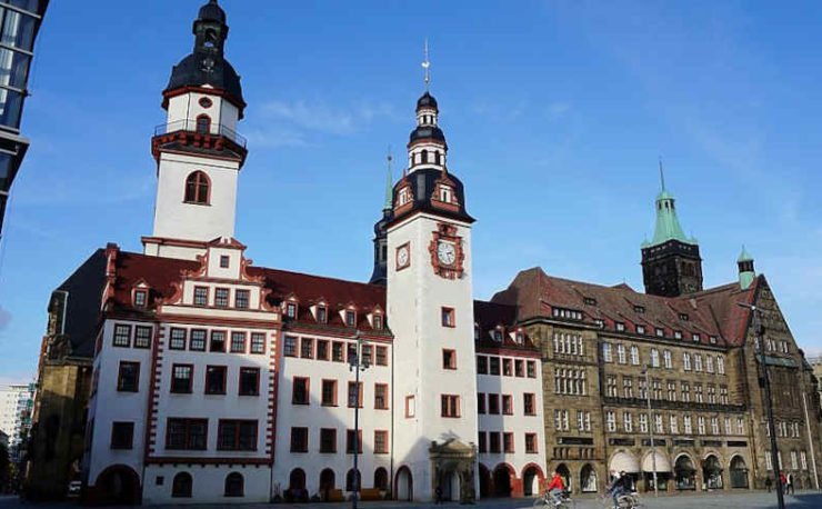 Systemaufstellung in Chemnitz